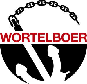 wortelboer logo zwart:rood