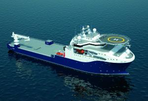 Offshore Ship Design beeld