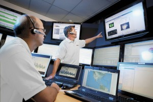 12.6088-Satelite Controlroom, Imtech Marine