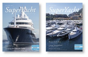 SuperYacht covers